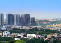 Hyderabad_Financial_district,India