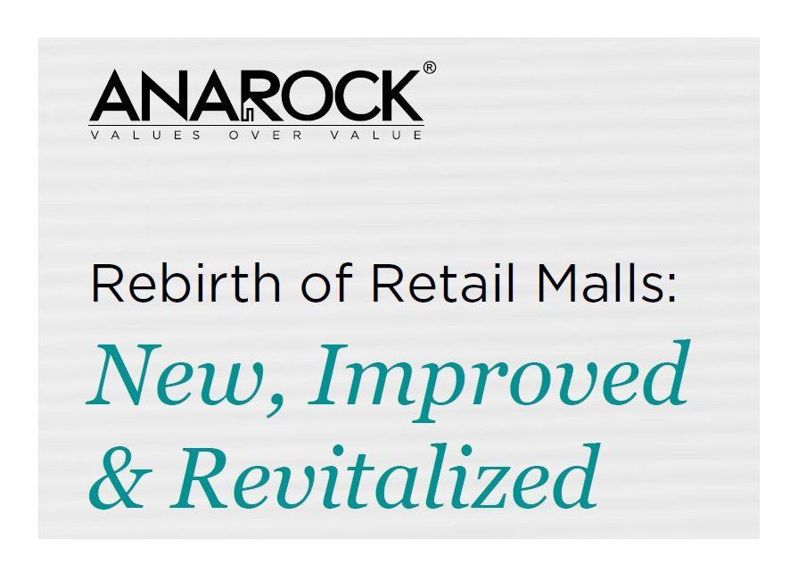 Rebirth Indian Malls Report